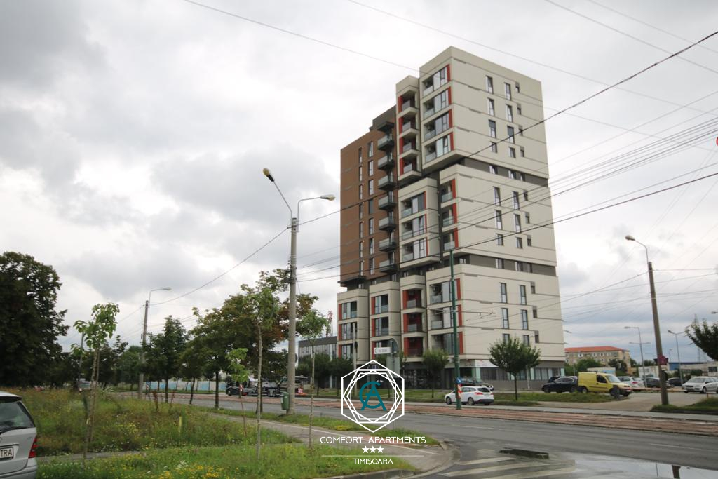 Apartament Confort Rebreanu Tower, Timișoara