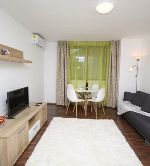 Apartament Standard (1) - Glow Residence - Cazare in Timisora - ComfortApartments.ro