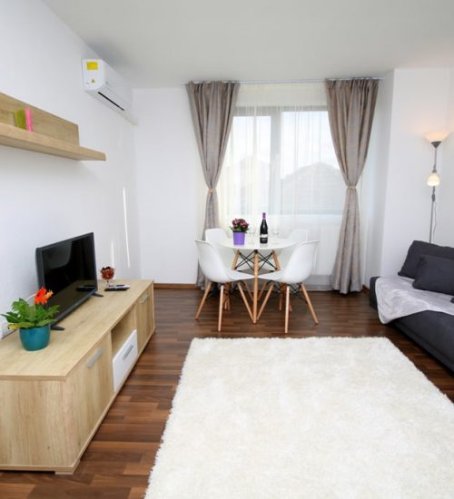Apartament Standard (2) - Glow Residence - Cazare in Timisoara - ComfortApartments.ro