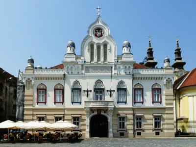Palatul Episcopiei Sârbe din Timișoara