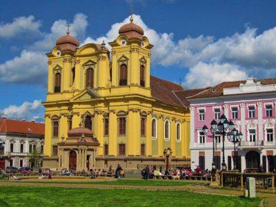Domul Catolic din Timișoara